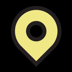 Sijainnin ikoni