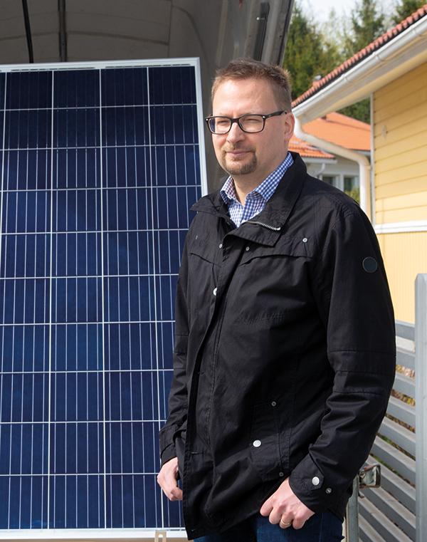 Aurinkopaneelihankinnan vaiheet