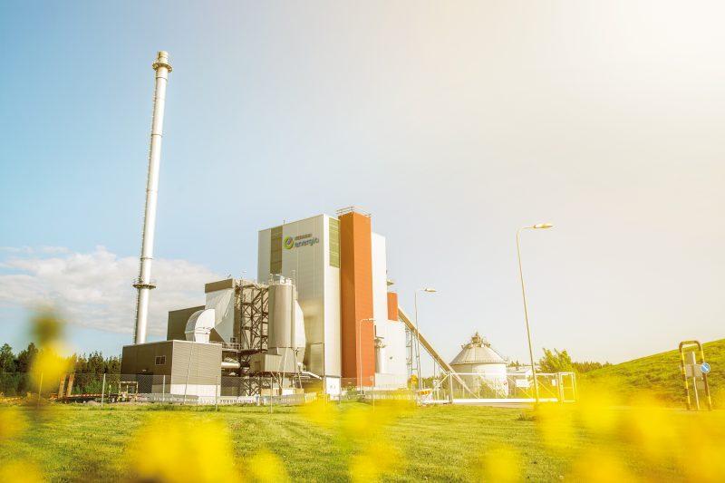 Keravan biovoimalaitos