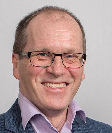 Talousjohtaja Lars Horn