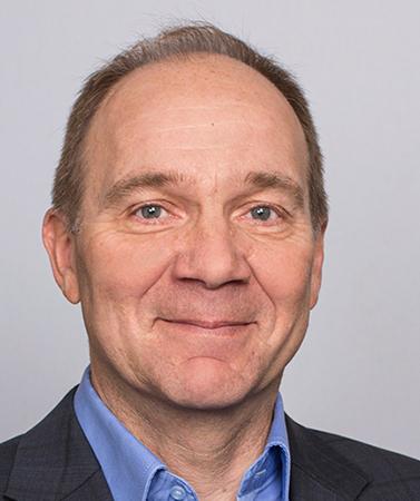 Tuotantojohtaja Heikki Hapuli