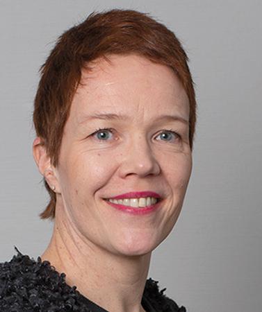 Asiakkuusjohtaja Johanna Haverinen