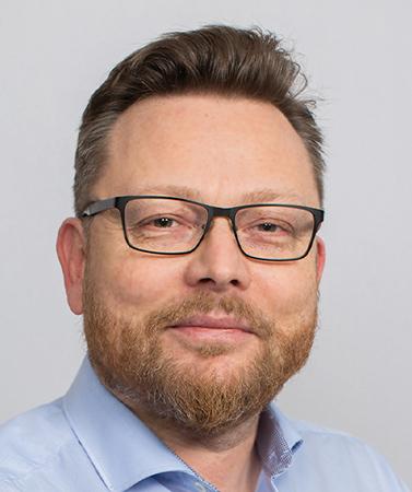 Digitaalisten palvelujen johtaja Arttu Laine