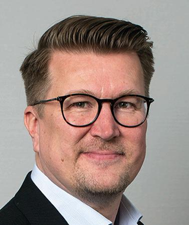 Talouspäällikkö Hannu-Pekka Nummela